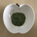 ほうれん草と豆腐