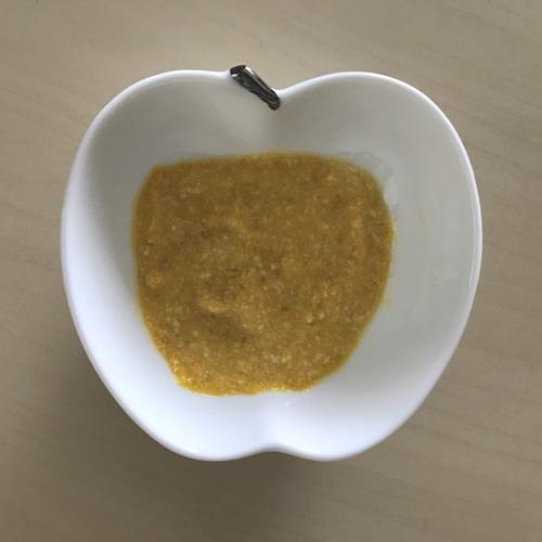かぼちゃヨーグルト