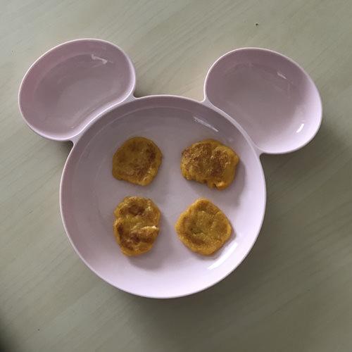 かぼちゃと豆腐のおやき
