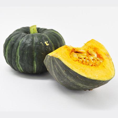 かぼちゃの下ごしらえ・冷凍保存